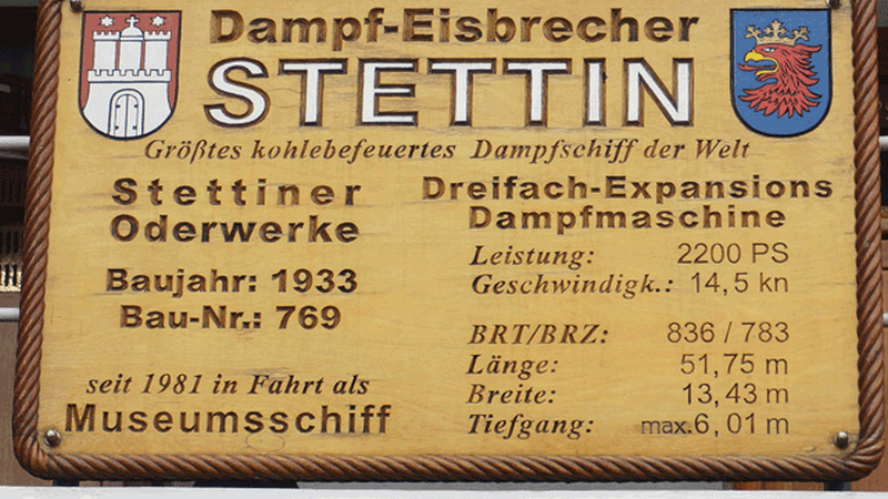 Stettin-Fahrt