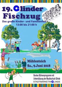 19. Glinder Fischzug @ Mühlenteich Glinde | Glinde | Schleswig-Holstein | Deutschland