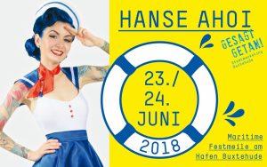 Hanse Ahoi 2018 @ Yachthafen Buxtehude | Buxtehude | Niedersachsen | Deutschland