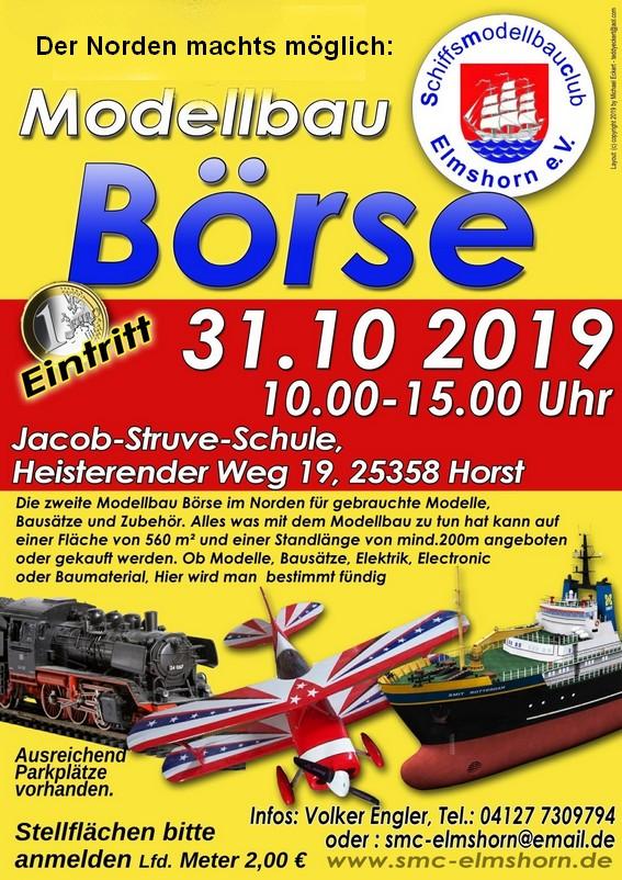 Der Norden machts möglich - Modellbau Börse @ Jacob-Struve-Schule | Horst | Schleswig-Holstein | Deutschland
